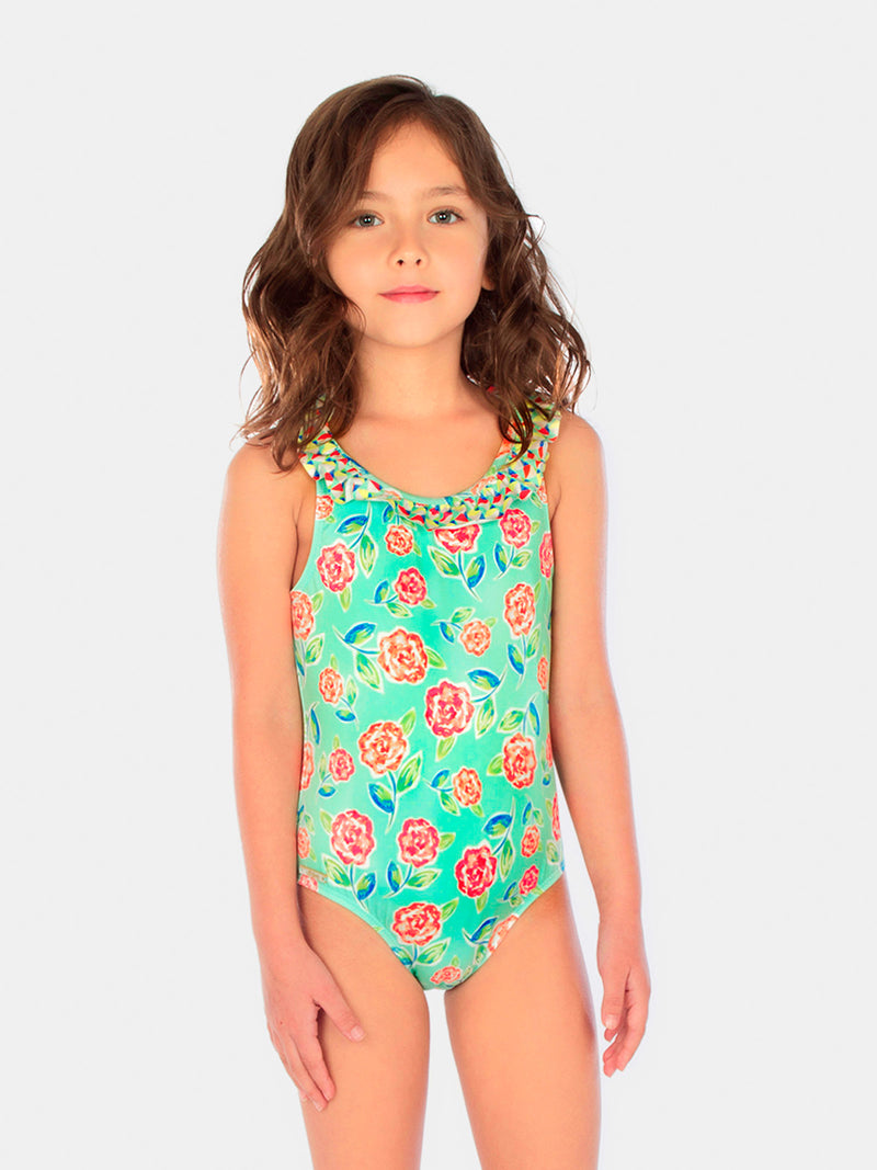 Mint Garden One Piece