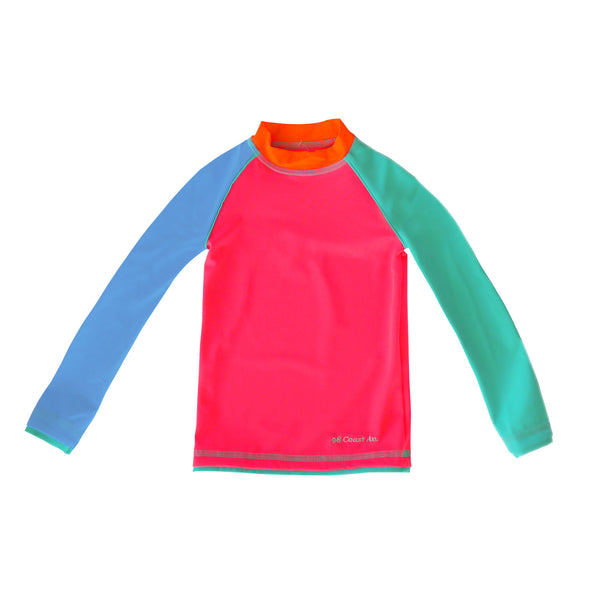 Camiseta Uv Pink & Blue