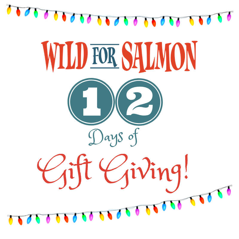 December Gift Guide from Wild for Salmon