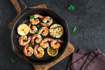 Our Five Most Popular Ways to Cook Gulf Shrimp