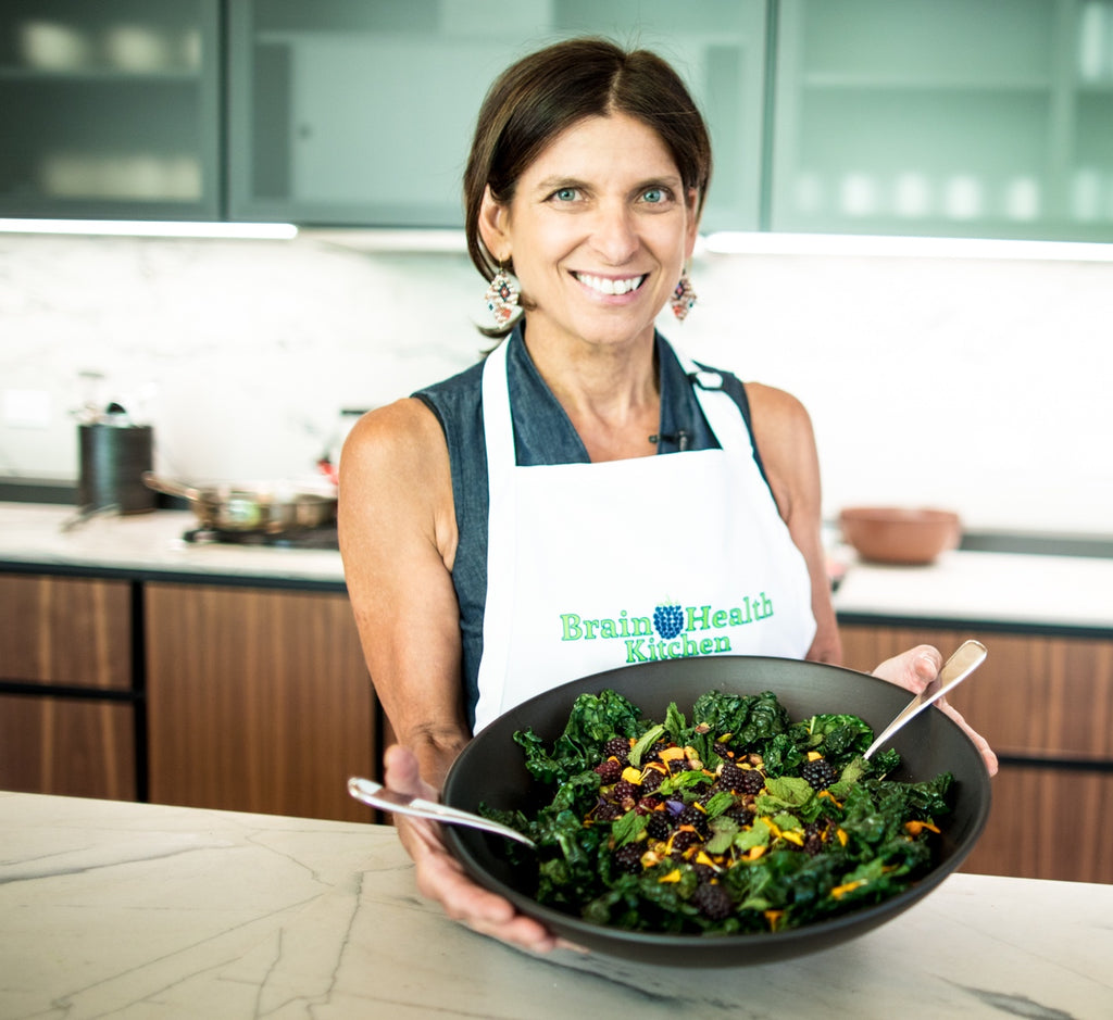 An important conversation with Brain Health Kitchen's Annie Fenn