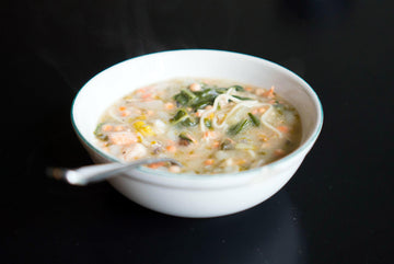 Winter Solstice Recipes: Savory Seafood Soups
