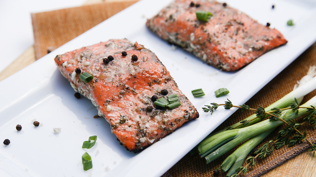 Basic Salmon Marinade
