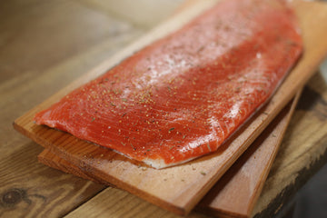 Simple Salmon Glaze: Mustard and Brown Sugar
