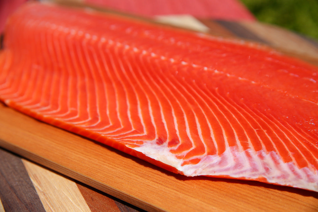 Sockeye Salmon's Wide Variety of Health Benefits