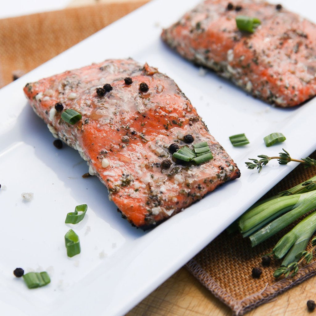 Simple Salmon Recipes to Enjoy During Lent