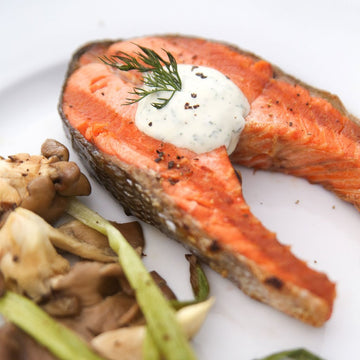 How to Perfect Your Salmon Steak Recipe