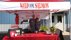 Fishtival Wild for Salmon Tent