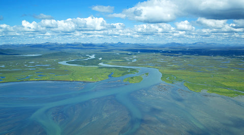 TU image of Bristol Bay