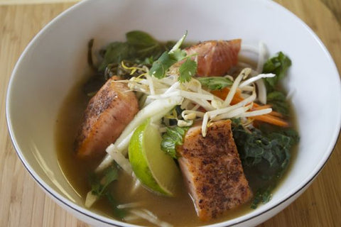 Wild for Salmon Emma Frisch pho