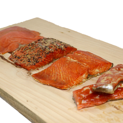 wild for salmon smoked platter