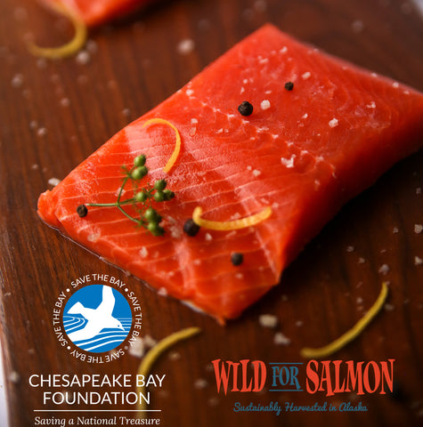 Wild for Salmon Chesapeake Bay Foundation