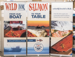 Wild for Salmon Brochures