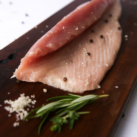 Wild for Salmon Albacore Tuna