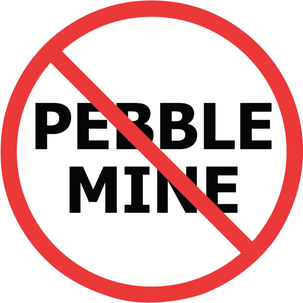 no pebble mine wild for salmon