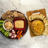 Holiday Spread and Dip Trio