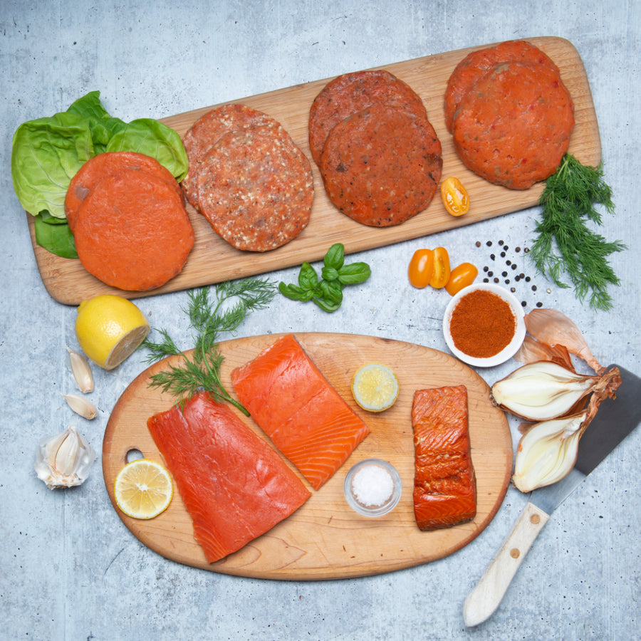 Wild For Salmon Discovery Gift Sampler