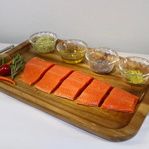 Fisherman's Favorites Seafood Box - Wild For Salmon