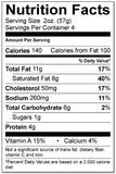 Smoked Salmon Spread Nutrition Facts - Wild For Salmon