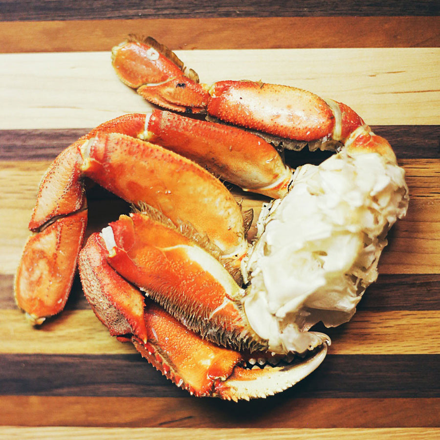 Alaskan Dungeness Crab Clusters - Wild For Salmon
