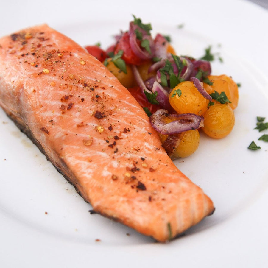 Wild Alaskan King Salmon