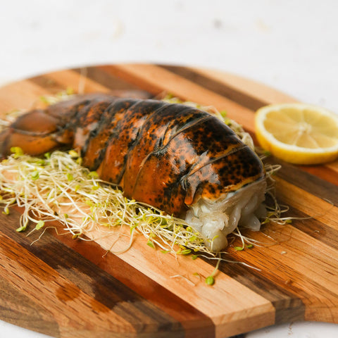 2 packs 6oz. Cold Water Lobster Tails