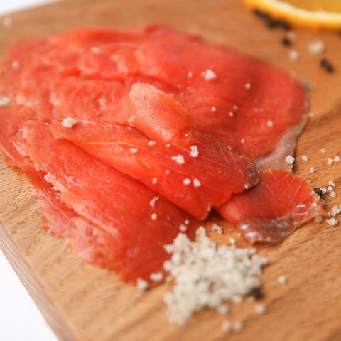 Nova Style Sockeye Salmon 4oz- 4 packs