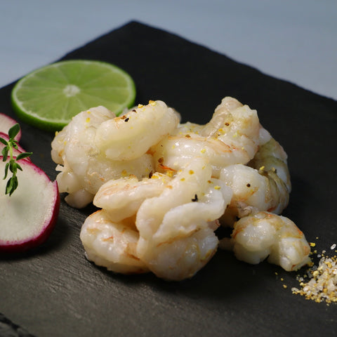 Wild Caught White Gulf Shrimp