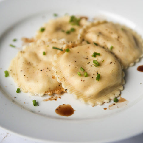 Smoked Salmon Ravioli- 16oz