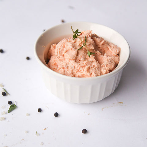 Smoked Salmon Spread in Bowl - Wild For Salmon