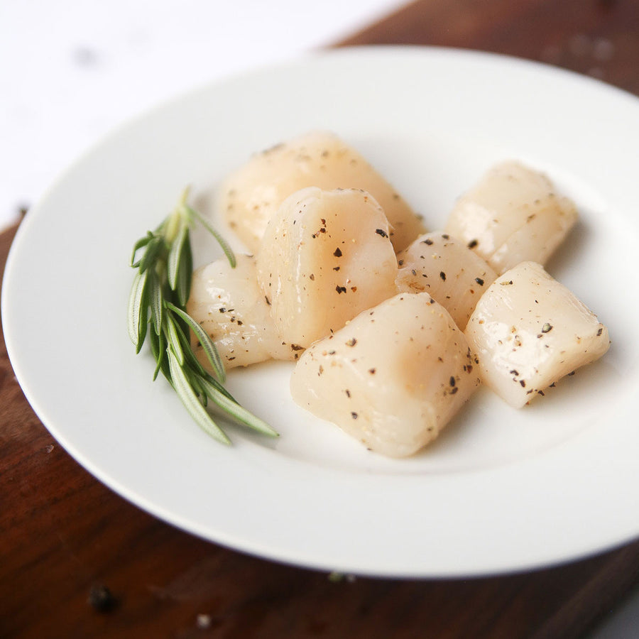 Wild Caught Scallops