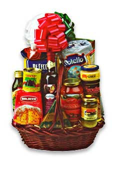 Large Italian Specialty Basket
