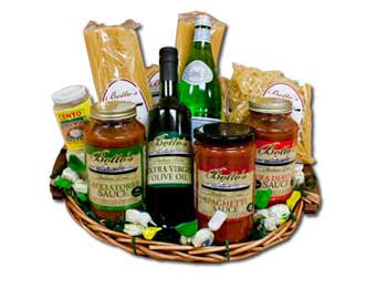 Italian Specialty Pasta Basket Large