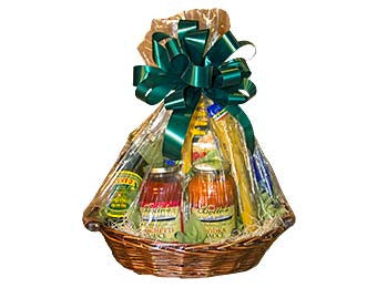 Italian Specialty Pasta Basket - Small