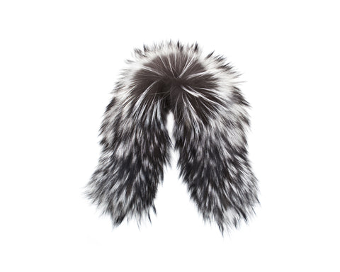 Miss Kiss Fur Collar