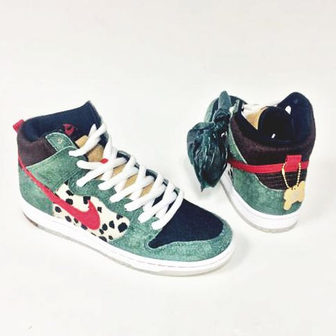 NIKE SB DUNK HIGH 420 QUICKSTRIKE DOG WALKER