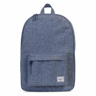 Herschel Classic Backpack - Dark Chambray Crosshatch