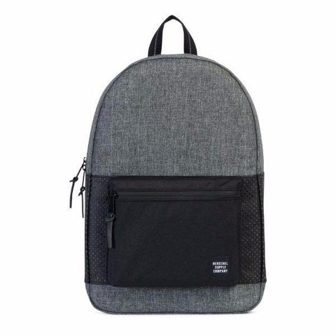 Herschel Settlement Backpack - Raven Crosshatch - Aspect Collection