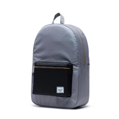 Herschel Settlement Backpack - Grey/Black