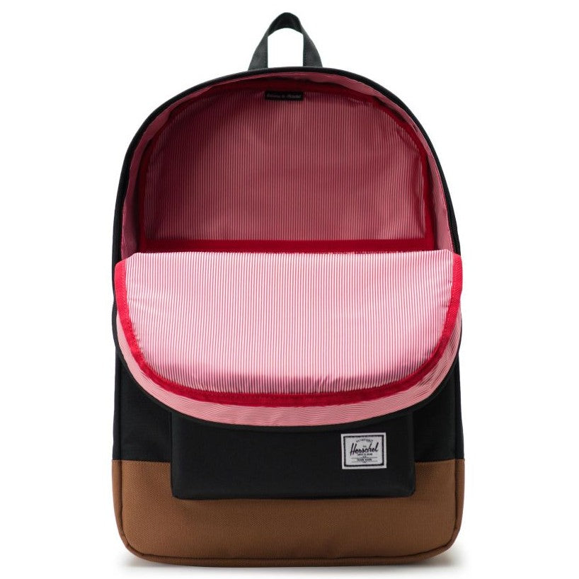 Herschel Heritage Backpack - Black/Saddle Brown