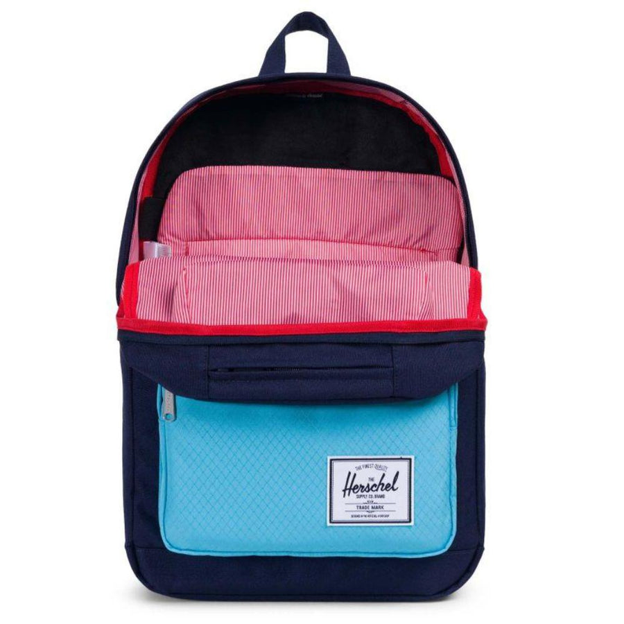 Herschel Pop Quiz Backpack - Peacoat/Bachelor Button