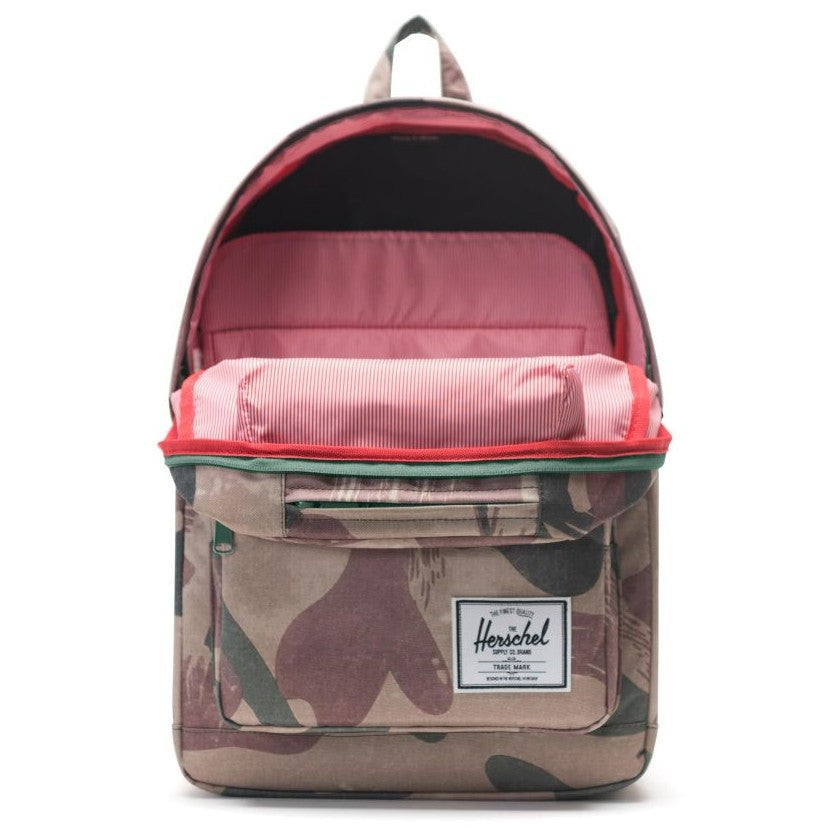 Herschel Pop Quiz Backpack - Brushstroke Camo