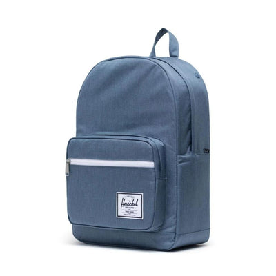 Herschel Pop Quiz Backpack - Blue Mirage Crosshatch