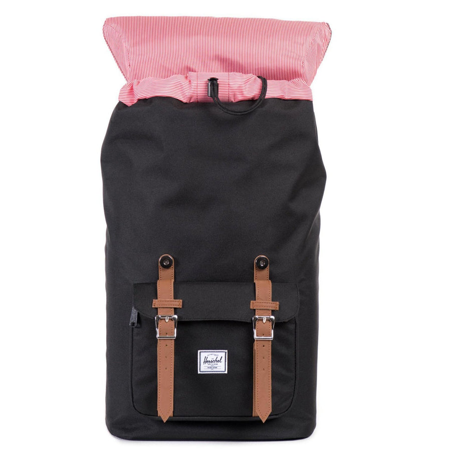 Herschel Little America Backpack - Black/Tan