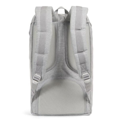 Herschel Little America Backpack - Light Grey Crosshatch