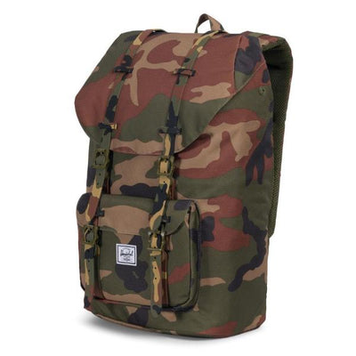 Herschel Little America Backpack - Woodland Camo