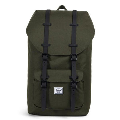 Herschel Little America Backpack - Forest Night / Black