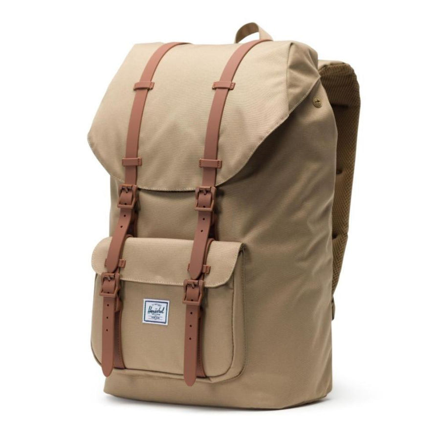 Herschel Little America Backpack - Kelp
