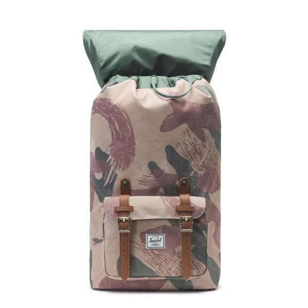 Herschel Little America Backpack - Brushstroke Camo