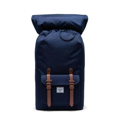 Herschel Little America Backpack - Peacoat/Saddle Brown